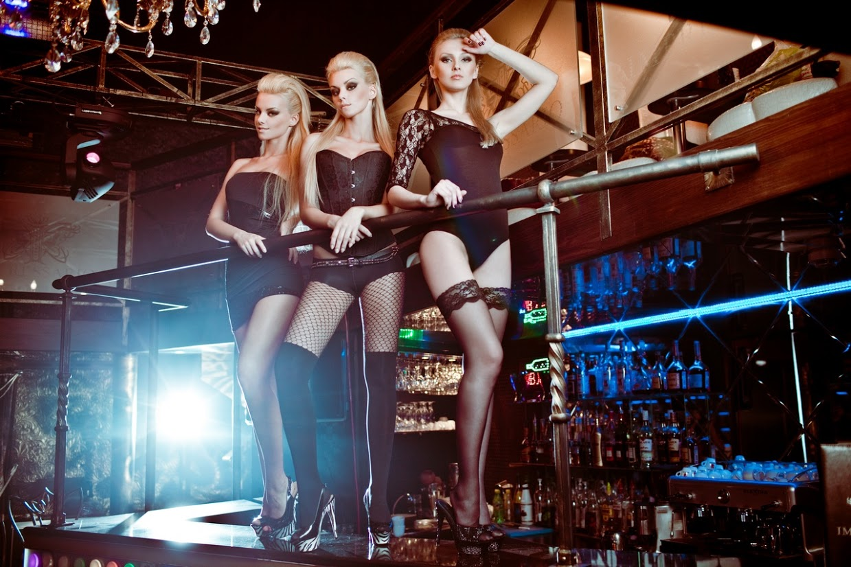 Работа для девушек в ночном клубе
