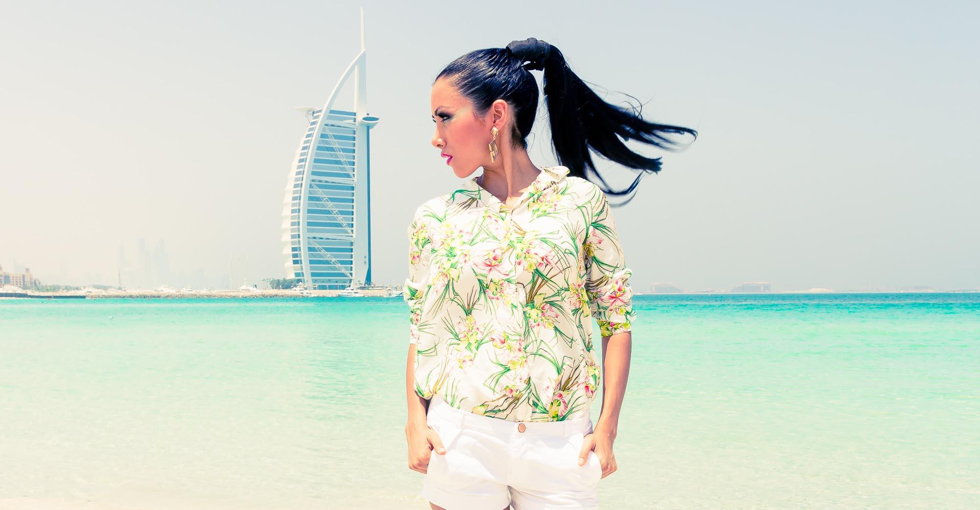 Работа моделью в ОАЭ и Дубай