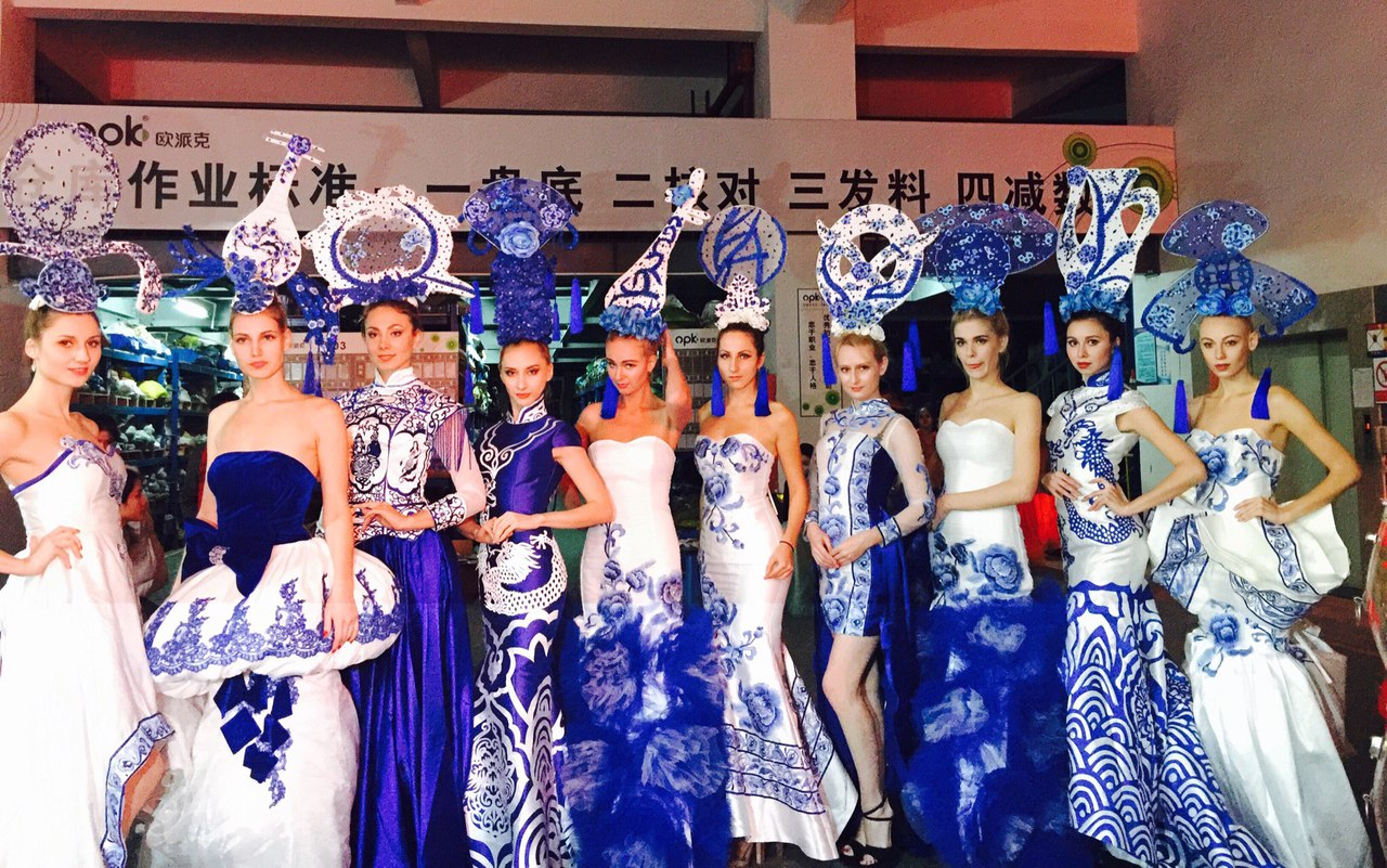 Работа в Китае для девушек